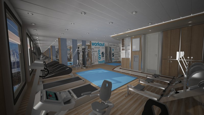 Gym View 1