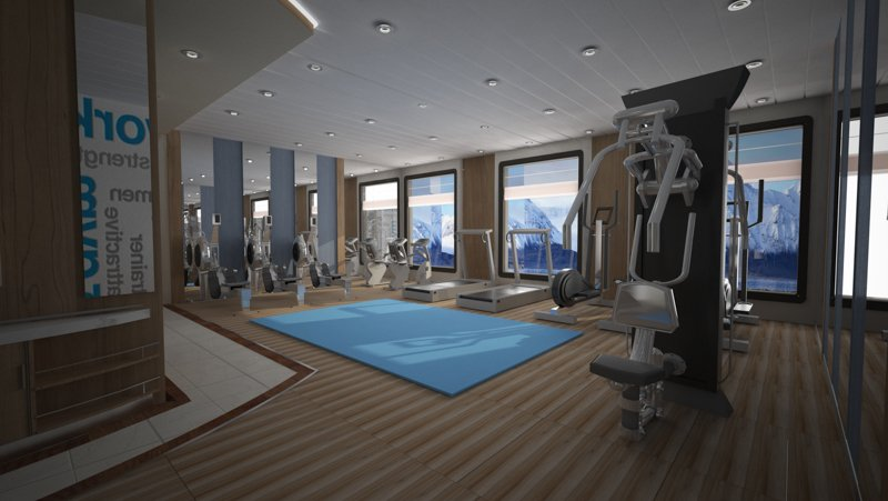 Gym View 2