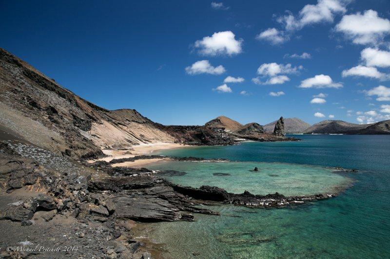 Isla Bartolome - Pinnacle Rock