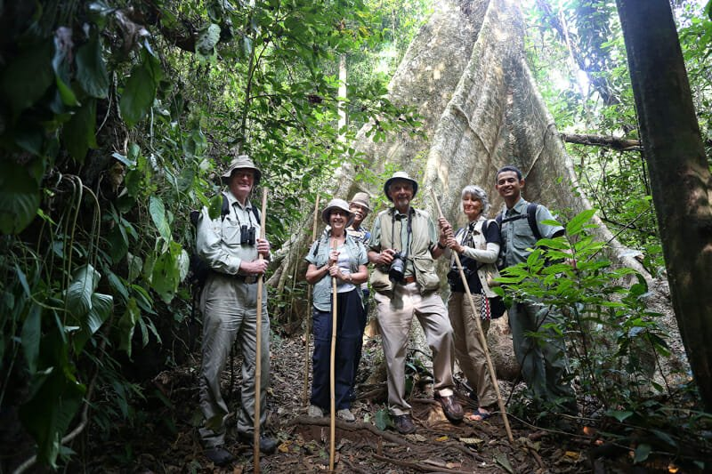 Elephant Hills Luxury Tented Camp Khao Sok National Park Thailand Activities Jungle Trekking 6
