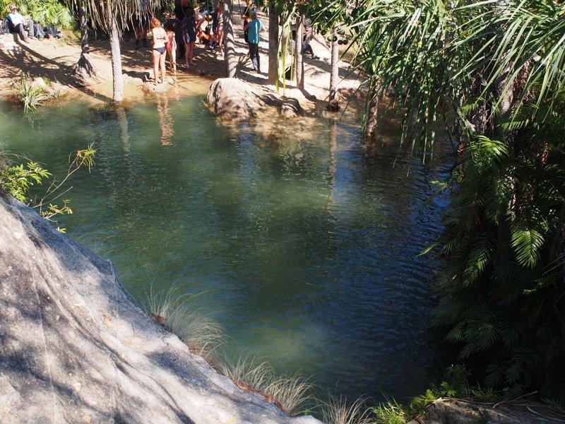 Day 04 Natural swimming pool
