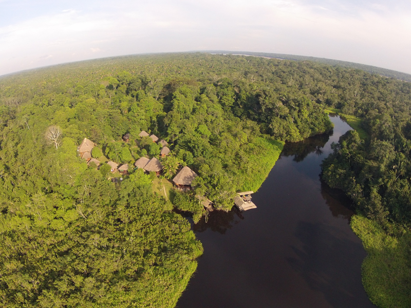 Images courtesy Tropic Eco Tours, Amazon Sani Lodge Tour, -1