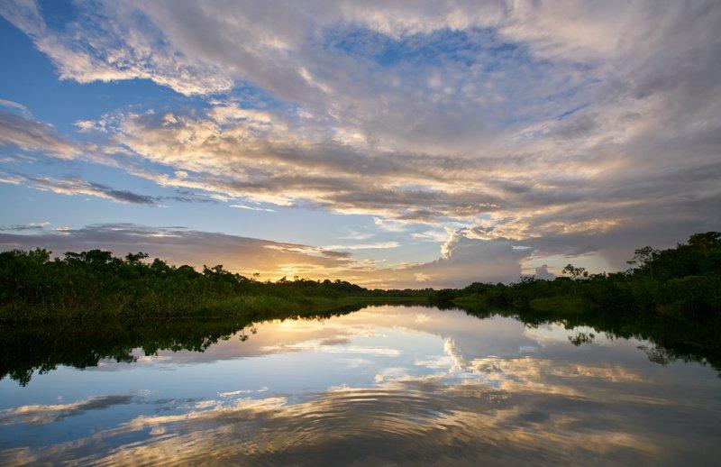 Images courtesy Tropic Eco Tours, Amazon Sani Lodge Tour, -17