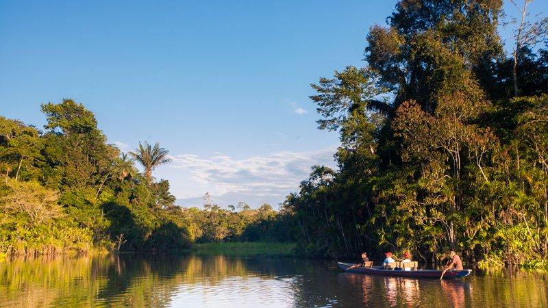 Images courtesy Tropic Eco Tours, Amazon Sani Lodge Tour, -20