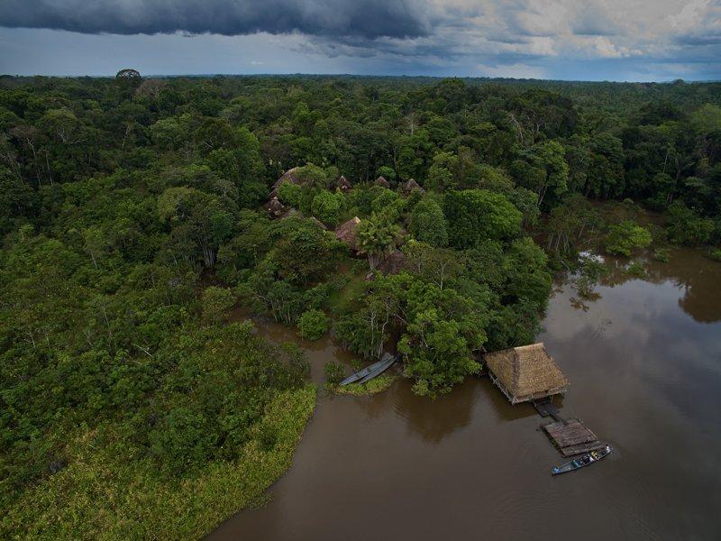 Images courtesy Tropic Eco Tours, Amazon Sani Lodge Tour, -25