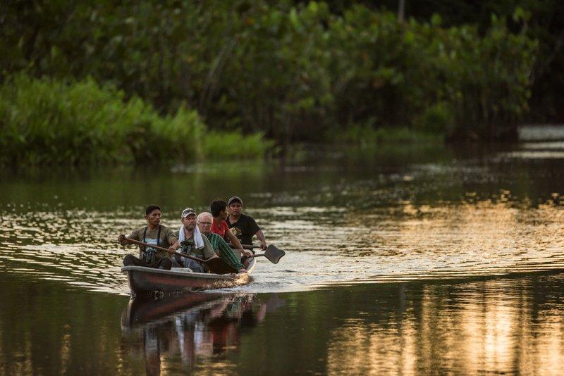 Images courtesy Tropic Eco Tours, Amazon Sani Lodge Tour, -7