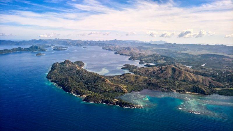 Islands view