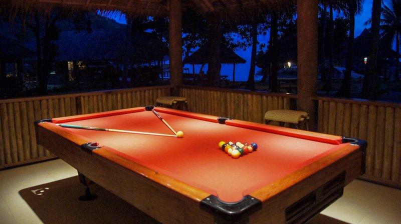 Main bar Bar Pool table