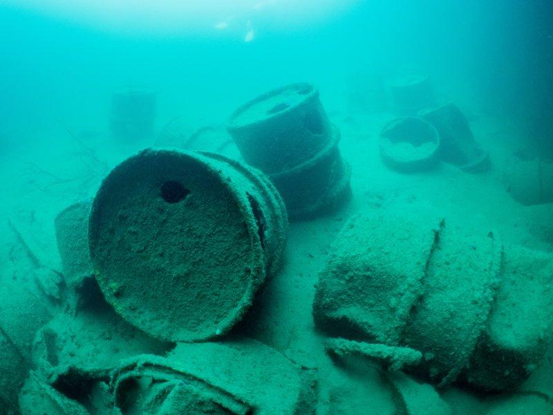 Sangat Island Resort - wreck diving-4