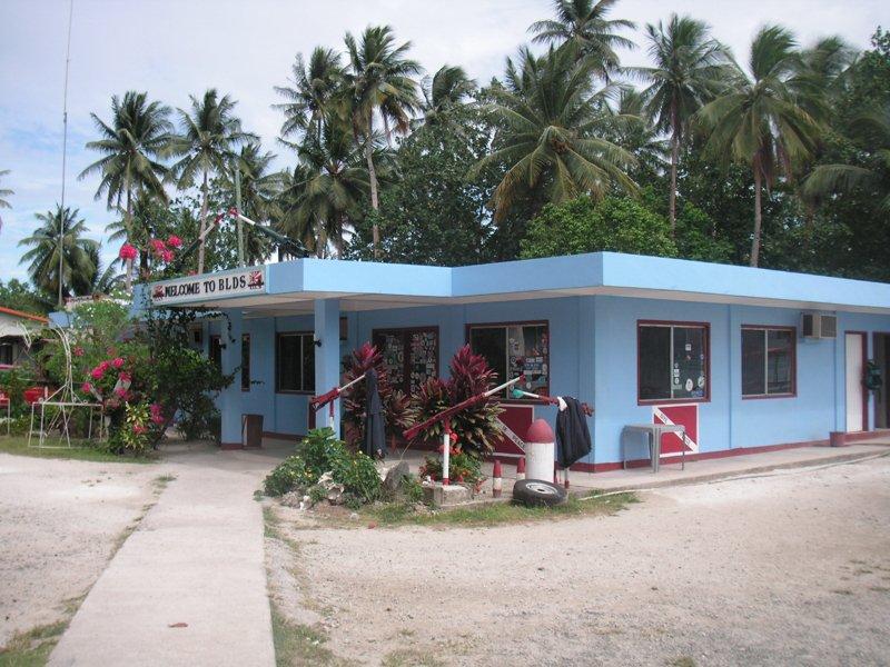 Truk Blue Lagoon Resort - dive centre-1