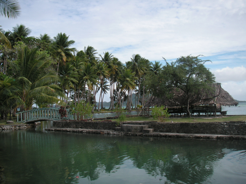 Truk Blue Lagoon Resort - facilities-8