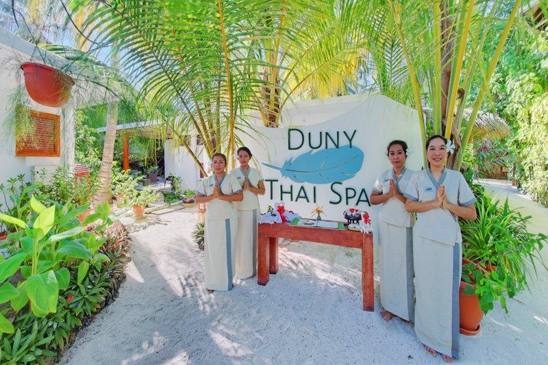 Angaga Island Resort _ Duny Thai Spa