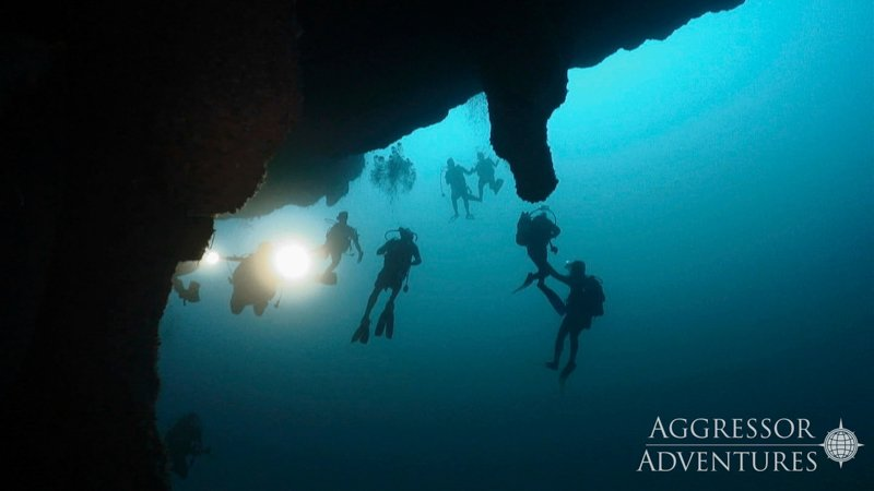 Belize Aggressor Fleet diving-8