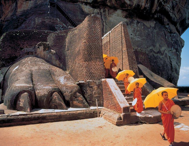 Sigiriya-2 / Image Lanka Sportreizen