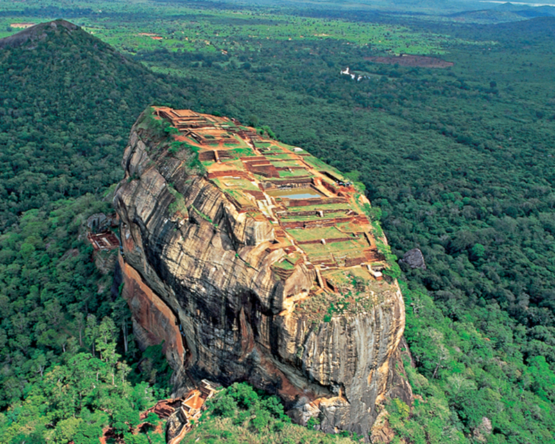 Sigirya / Image Lanka Sportreizen