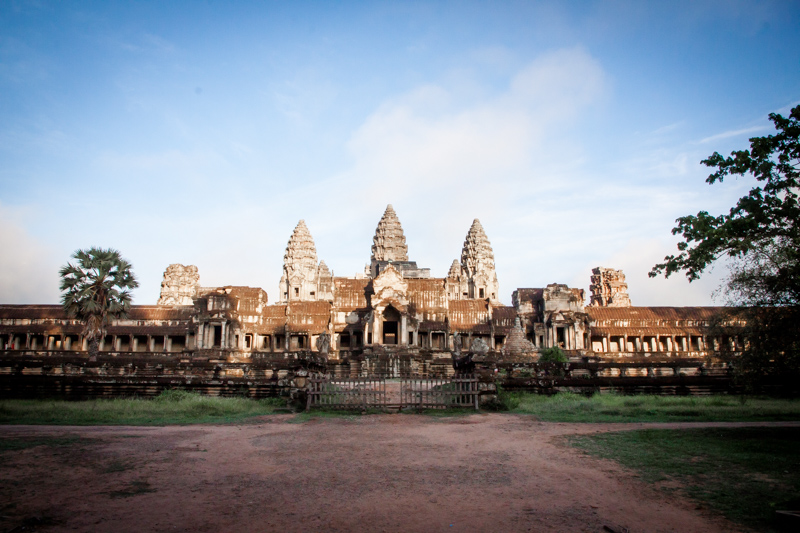 Cambodia Temples of Angkor -1
