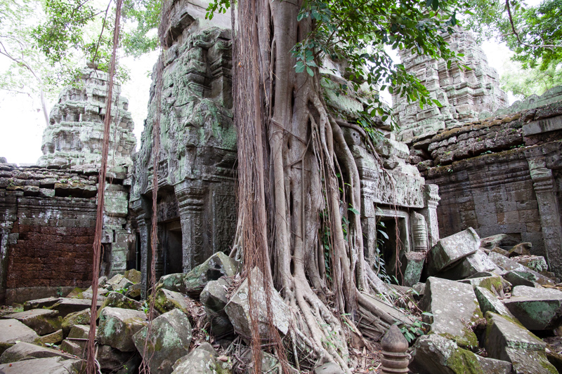 Cambodia Temples of Angkor -14