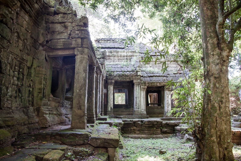 Cambodia Temples of Angkor -18