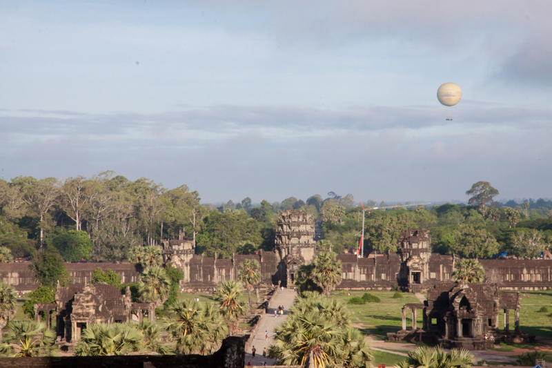 Cambodia Temples of Angkor -2