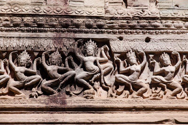 Cambodia Temples of Angkor -20