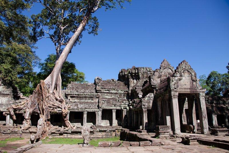 Cambodia Temples of Angkor -21