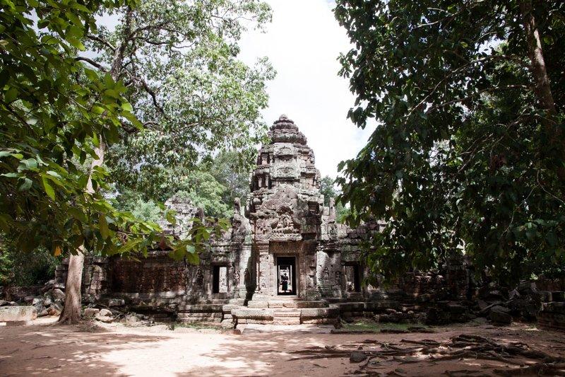 Cambodia Temples of Angkor -24
