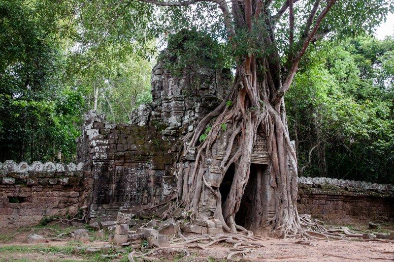 Cambodia Temples of Angkor -26