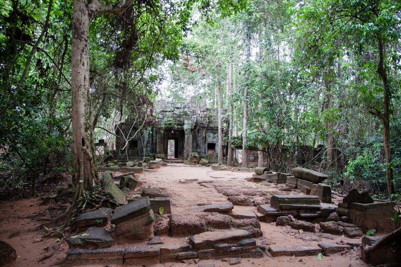 Cambodia Temples of Angkor -28