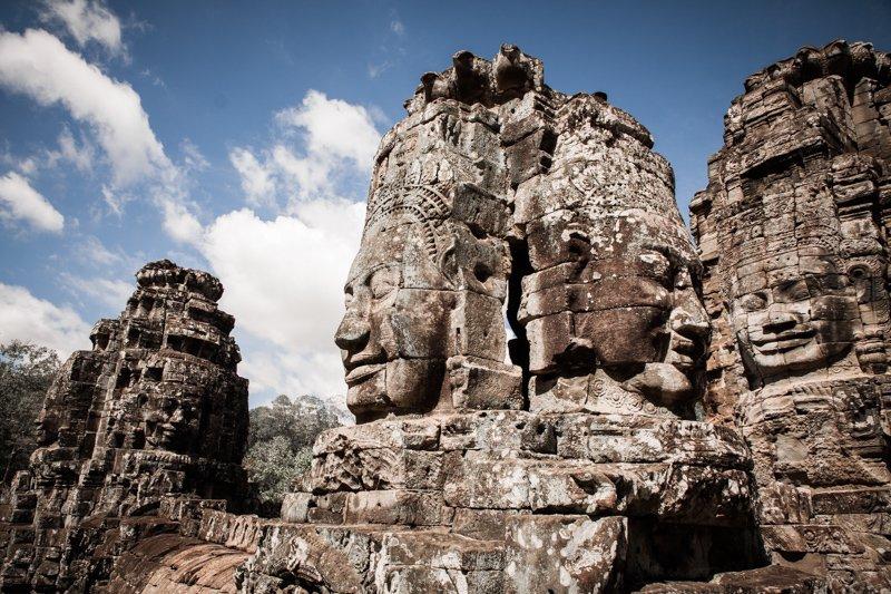 Cambodia Temples of Angkor -3