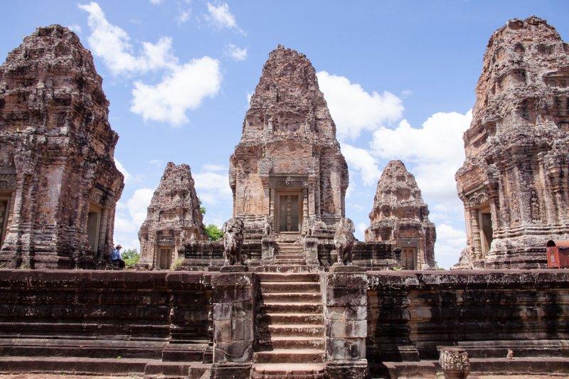 Cambodia Temples of Angkor -30