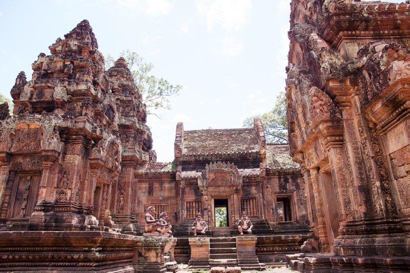 Cambodia Temples of Angkor -32