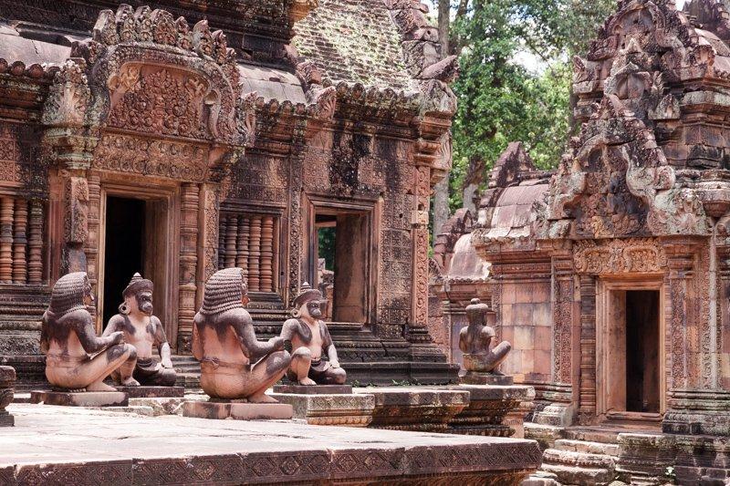 Cambodia Temples of Angkor -33