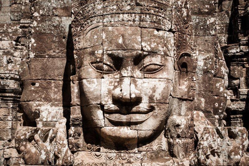 Cambodia Temples of Angkor -4
