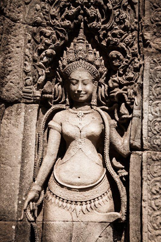 Cambodia Temples of Angkor -5