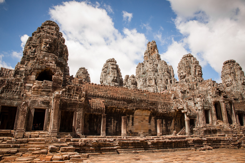 Cambodia Temples of Angkor -6