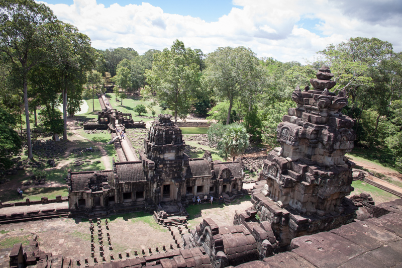 Cambodia Temples of Angkor -7