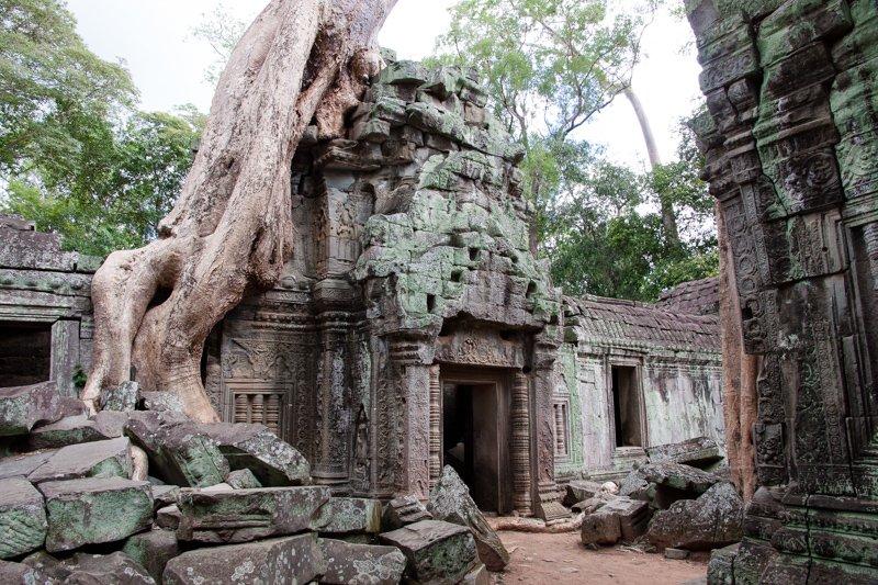 Cambodia Temples of Angkor -8