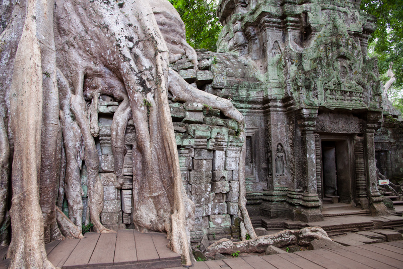 Cambodia Temples of Angkor -9