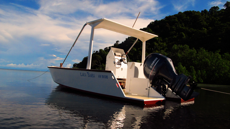 Laka Tsara Boat